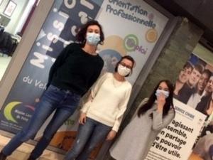 Un accueil pour les jeunes, l'emploi, la formation Cité Négocia au Puy