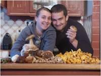 Charlotte Lutz et Alexandre Roy.