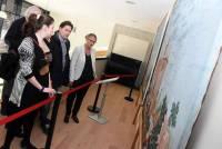 Bas-en-Basset : comment le papier peint panoramique de la Maison Girard a été sauvé