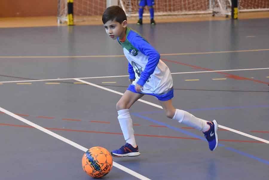 Pont-Salomon : le tournoi futsal U9 revient à Retournac