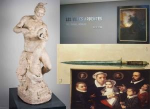 Les œuvres du musée Crozatier voyagent dans les Musées de France