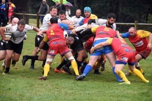 Rugby : Tence co-leader en Promotion d'Honneur