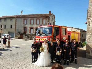 Carnet blanc : Marielle et Raphaël à Grazac