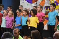 Montfaucon-en-Velay : les écoliers d'Abel-Grimmer et Velay Synergie à l'unisson
