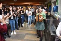 Monistrol-sur-Loire : un échange européen des lycéens de Léonard-de-Vinci