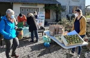 Le Monteil : Graines de local, une nouvelle association qui favorise les circuits courts