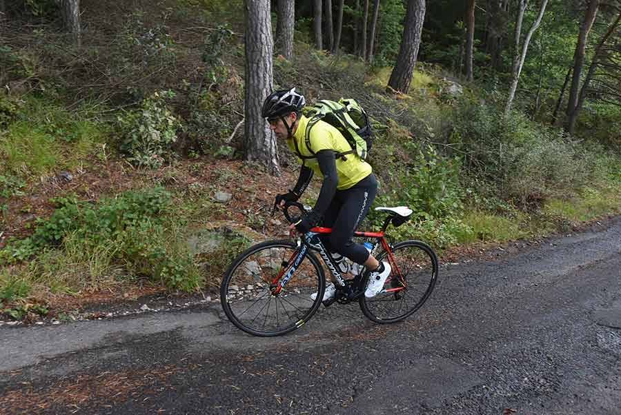 Cyclisme : Serge Mayet s'adjuge la Grimpée beauzacoise