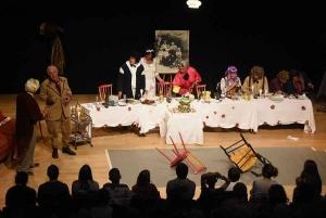 Faîtes la noce avec l'Ama-Théâtre au Chambon-sur-Lignon vendredi