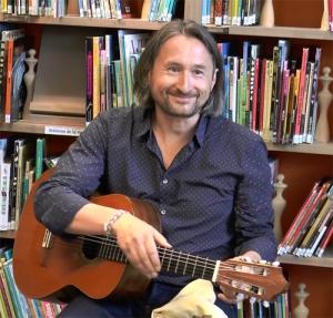 Mazet-Saint-Voy : un guitariste en conférence vendredi 14 juin