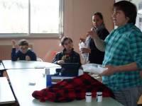 Chambon-sur-Lignon : les collégiens à la découverte des produits bio et locaux