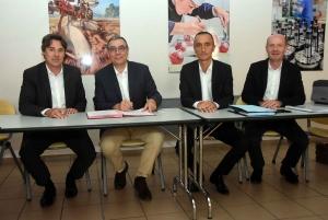 """La CCI a signé une convention avec la Banque Populaire, """"la banque des artisans"""""""