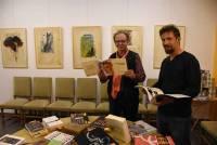Jean-François Manier à 18 heures pour une lecture. Tandis que Simon se concentrera sur ses fourneaux.