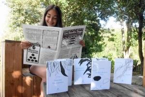 Six livres pour la collection anniversaire de Cheyne éditeur