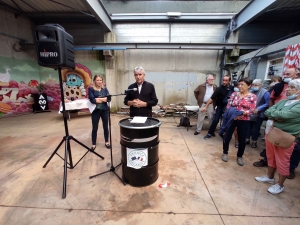Yssingeaux : des laboratoires et des logements pour l'école de pâtisserie à la place des AMV (vidéo)