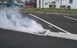 Assainissement : des tests à la fumée à Monistrol-sur-Loire et Langeac