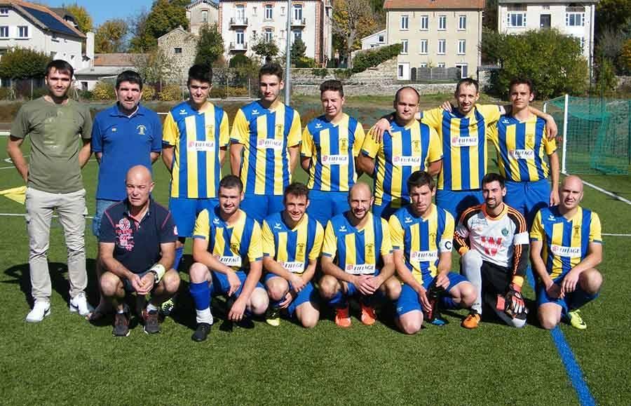 Saint-Agrève : une seconde équipe de foot engagée en championnat