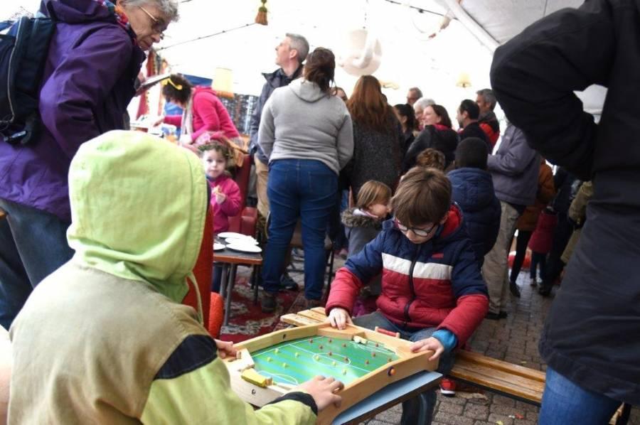 Chadrac : le festival des Mauvaises Graines en images