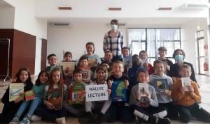 Un rallye lecture entamé à la médiathèque Espaly-Saint-Marcel