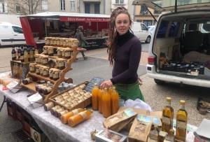 Un « Marché du cœur » avec des producteurs locaux le jeudi de l'Ascension au Puy-en-Velay