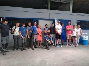 Monistrol-sur-Loire : 100 % de réussite pour les premiers diplômés de l'atelier-école