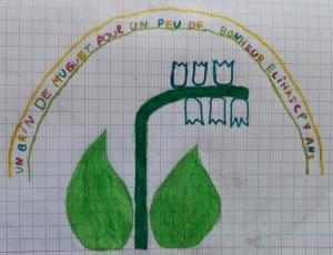 Saint-Just-Malmont : les élèves de l'école Don Bosco pensent à leurs ainés
