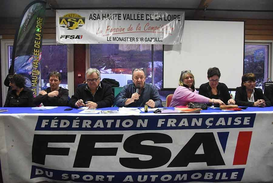 Rallyes automobiles : tout roule pour l'ASA Haute Vallée de la Loire