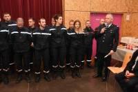 Saint-Julien-Chapteuil : une augmentation de 10 % des interventions chez les pompiers