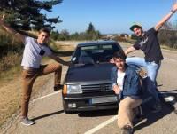 Tence : trois copains sur la route de l'Europ'Raid 2019