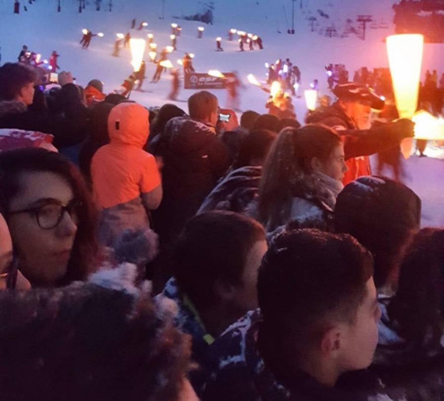 Tence : une semaine de neige et de ski pour les collégiens de Saint-Martin