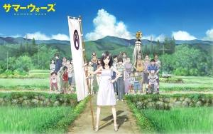 Ouverture avec un long métrage de Mamoru Hosoda