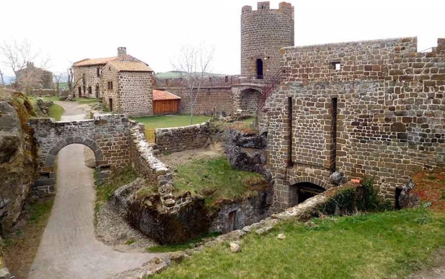 La Forteresse de Polignac a attiré 37 500 visiteurs en 2017