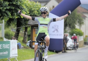 """Cyclisme : un 14 juillet """"feu d'artifice"""" pour l'UC Puy-en-Velay"""