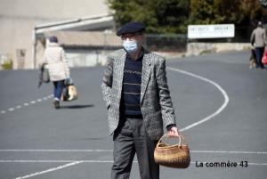 Chambon-sur-Lignon : des masques chirurgicaux distribués ce samedi sur le marché