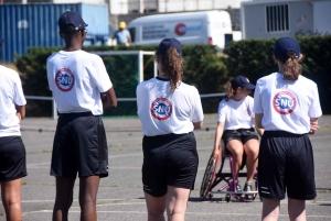 205 jeunes débutent leur Service National Universel à Yssingeaux