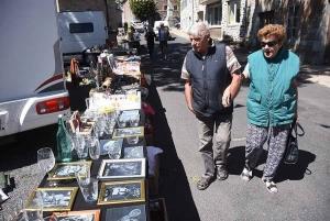 Chaudeyrolles : le comité des fêtes propose un vide-greniers le dernier dimanche d'août