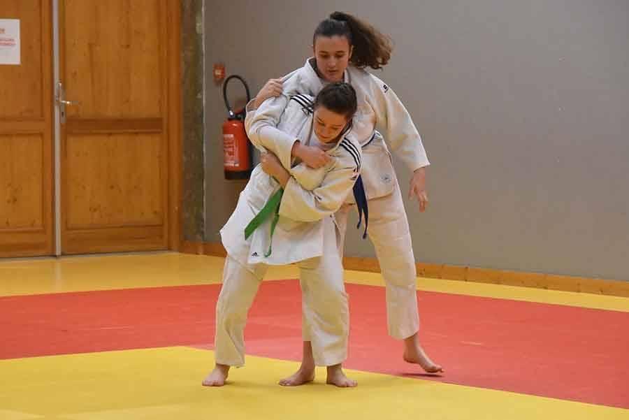 Judo : les titres départementaux décernés pour les cadets et cadettes