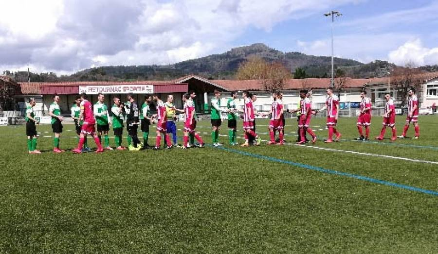 Foot : Retournac accentue son avance en District 1