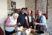 Le Chambon-sur-Lignon : Roland Romeyer apporte son soutien au Téléthon