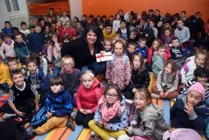Tence : de l'argent récolté à l'école pour un orphelinat au Maroc
