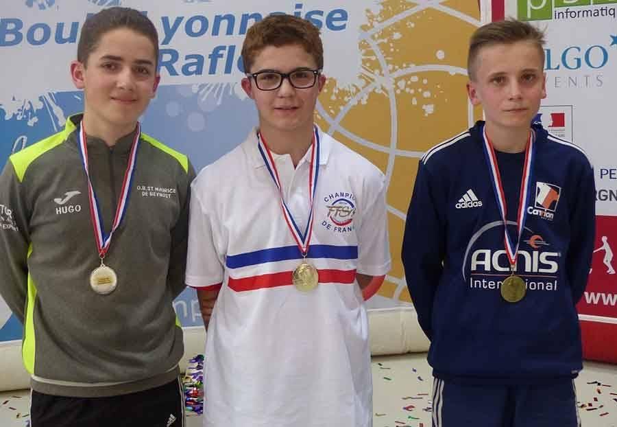Boules lyonnaises : le Sigolénois Aurélien Souveton champion de France au tir de précision