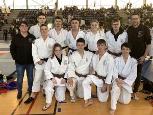 Jujitsu : un nouveau doublé pour Rémi Boulamoy aux championnats de France