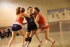 Handball : Saint-Germain/Blavozy commence la saison à domicile samedi