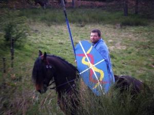 Chambon-sur-Lignon/Tence : en juin, c'est le moment pour tester le celte combat