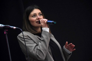 Le Chambon-sur-Lignon : huit jeunes chanteurs composent The Lignon's People