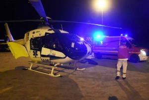 La Chapelle-d'Aurec : un blessé grave dans l'explosion d'une bouteille de gaz