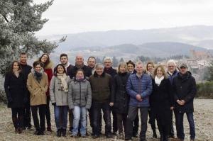 Saint-Ferréol-d'Auroure : Roland Rivet en tête de liste pour succéder au maire