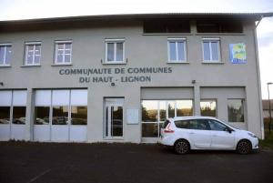 Tence : une salle d'exposition en projet au rez-de-chaussée de la communauté de communes