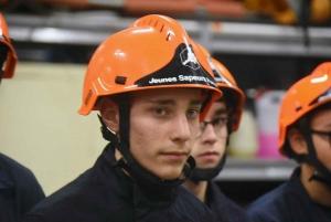 Chambon-sur-Lignon : Jacky Convers, une médaille d'or pour 30 ans d'engagement chez les pompiers