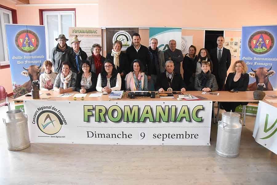 Saint-Agrève : encore davantage de fromages et d'animations pour Fromaniac