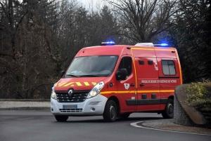 Puy-en-Velay : un choc entre un vélo et une voiture fait un blessé